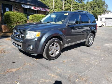 2008 Ford Escape for sale at Tri State Auto Brokers LLC in Fuquay Varina NC