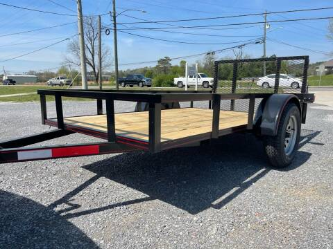2021 Direct Trailer  A510DT for sale at A&C Auto Sales in Moody AL