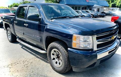 2010 Chevrolet Silverado 1500 for sale at RD Motors, Inc in Charlotte NC