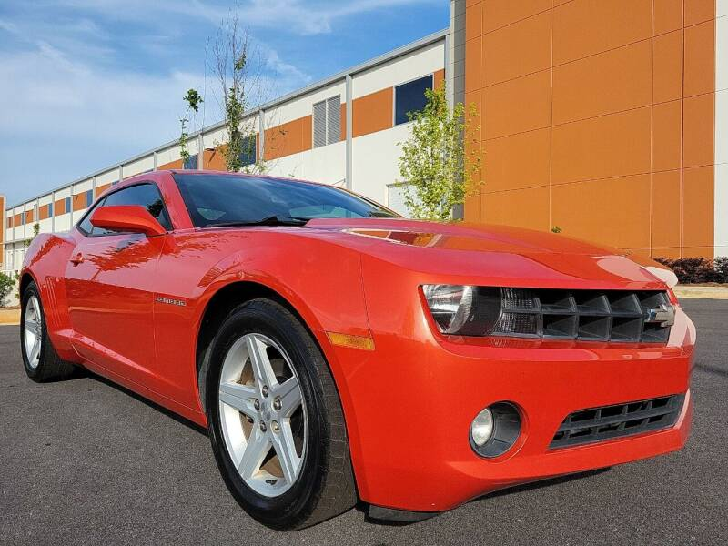 2012 Chevrolet Camaro for sale at ELAN AUTOMOTIVE GROUP in Buford GA