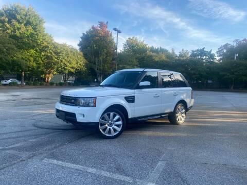 2013 Land Rover Range Rover Sport for sale at Uniworld Auto Sales LLC. in Greensboro NC