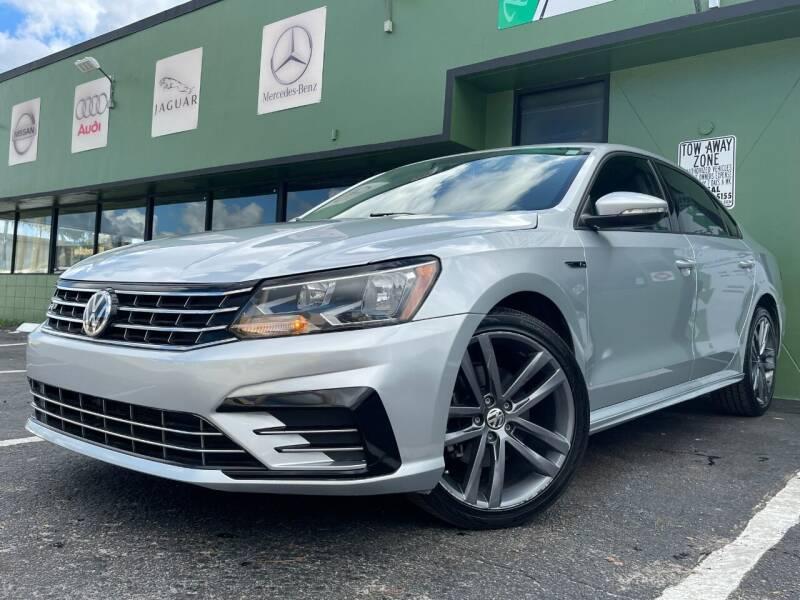 2018 Volkswagen Passat for sale at KARZILLA MOTORS in Oakland Park FL