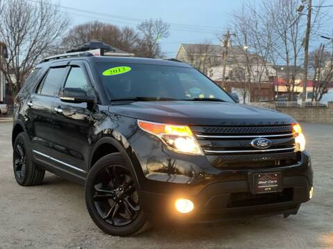 2013 Ford Explorer for sale at Best Cars Auto Sales in Everett MA