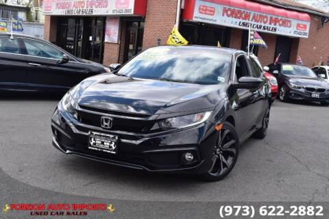 2019 Honda Civic for sale at www.onlycarsnj.net in Irvington NJ