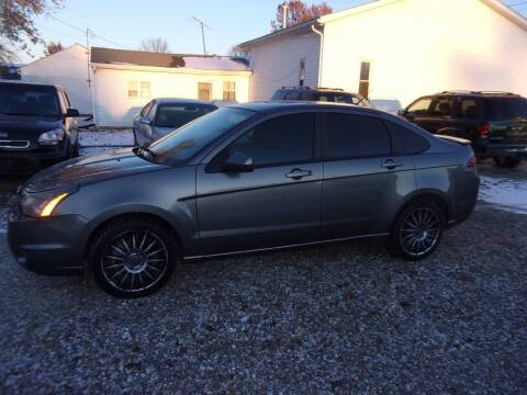 2011 Ford Focus for sale at VANDALIA AUTO SALES in Vandalia MO