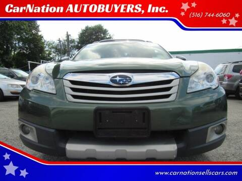 2012 Subaru Outback for sale at CarNation AUTOBUYERS, Inc. in Rockville Centre NY