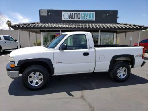 1999 Chevrolet Silverado 1500 for sale at Auto Hall in Chandler AZ