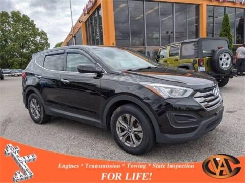 2016 Hyundai Santa Fe Sport for sale at VA Cars Inc in Richmond VA