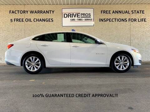 2019 Chevrolet Malibu for sale at Drive Pros in Charles Town WV