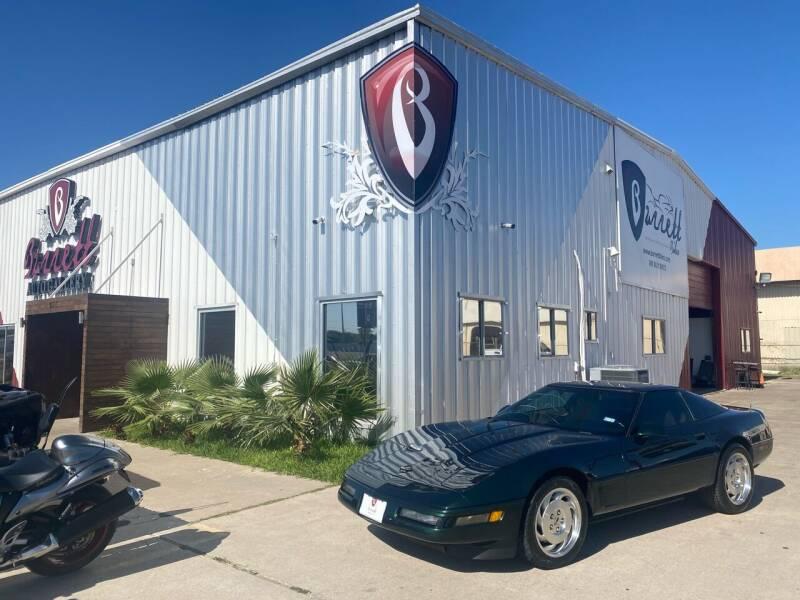 1995 Chevrolet Corvette for sale at Barrett Auto Gallery in San Juan TX