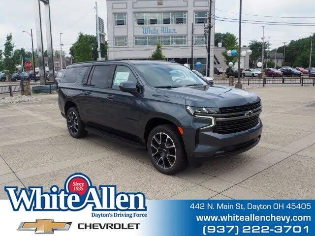 2021 Chevrolet Suburban for sale in Dayton, OH