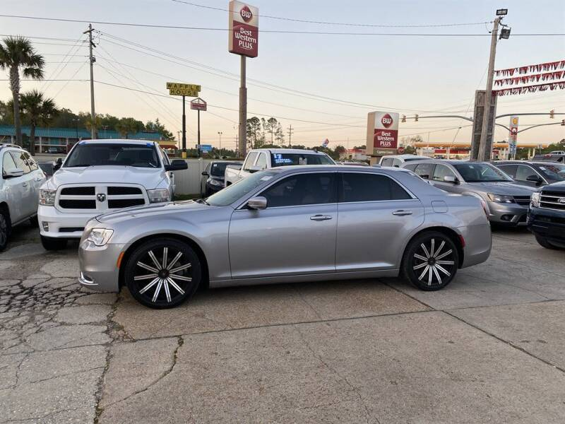 2016 Chrysler 300 for sale at Direct Auto in D'Iberville MS