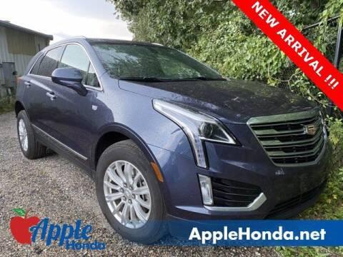 2018 Cadillac XT5 for sale at APPLE HONDA in Riverhead NY