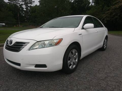 2008 Toyota Camry Hybrid for sale at Final Auto in Alpharetta GA