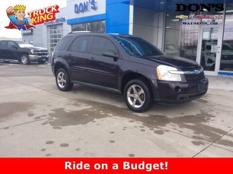 2007 Chevrolet Equinox for sale at DON'S CHEVY, BUICK-GMC & CADILLAC in Wauseon OH
