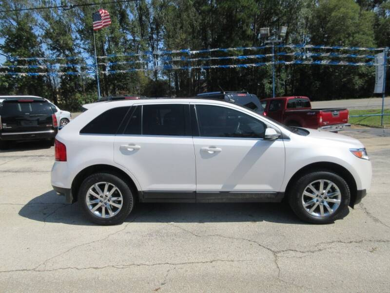 2014 Ford Edge Limited 4dr Crossover - Tyler TX