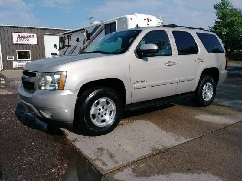 2007 Chevrolet Tahoe for sale at ALEMAN AUTO INC in Norfolk NE