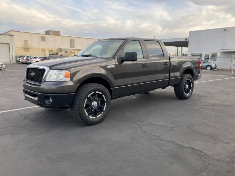 2007 Ford F-150 for sale at PRICE TIME AUTO SALES in Sacramento CA