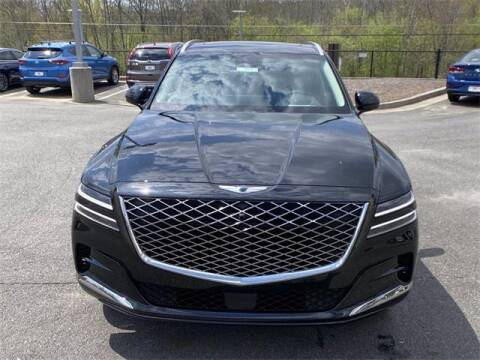 2021 Genesis GV80 for sale at CU Carfinders in Norcross GA