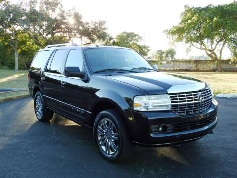 2010 Lincoln Navigator for sale at SUPER DEAL MOTORS 441 in Hollywood FL