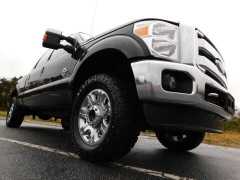 2015 Ford F-250 Super Duty for sale at Used Cars For Sale in Kernersville NC