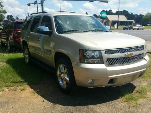 2011 Chevrolet Tahoe for sale at Doug Kramer Auto Sales in Longview TX