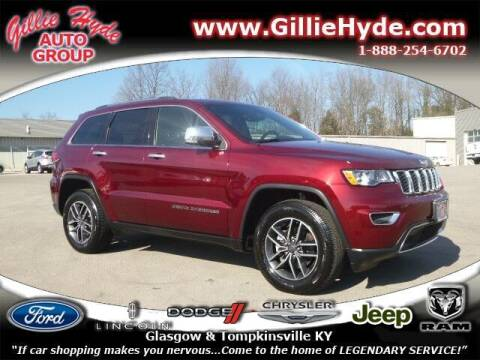 2019 Jeep Grand Cherokee for sale at Gillie Hyde Auto Group in Glasgow KY