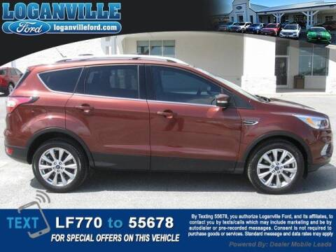 2018 Ford Escape for sale at Loganville Quick Lane and Tire Center in Loganville GA