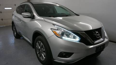 2016 Nissan Murano for sale at World Auto Net in Cuyahoga Falls OH
