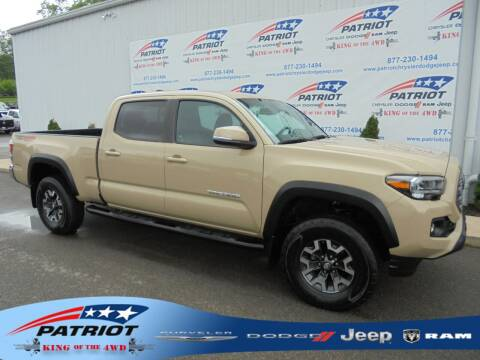 2020 Toyota Tacoma for sale at PATRIOT CHRYSLER DODGE JEEP RAM in Oakland MD