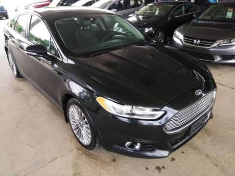 2013 Ford Fusion for sale at Divine Auto Sales LLC in Omaha NE