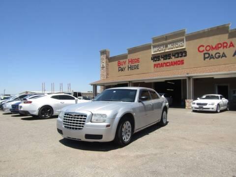 2008 Chrysler 300 for sale at Import Motors in Bethany OK