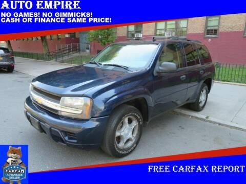 2007 Chevrolet TrailBlazer for sale at Auto Empire in Brooklyn NY