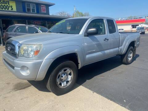 2005 Toyota Tacoma for sale at Wise Investments Auto Sales in Sellersburg IN