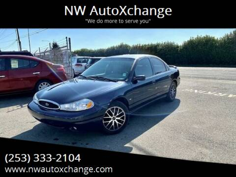 1999 Ford Contour for sale at NW AutoXchange in Auburn WA