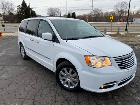 2016 Chrysler Town and Country for sale at Wyss Auto in Oak Creek WI