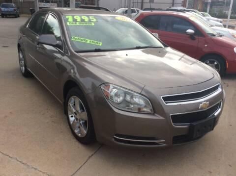 2011 Chevrolet Malibu for sale at Harrison Family Motors in Topeka KS