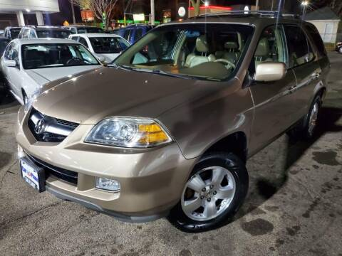 2004 Acura MDX for sale at Car Planet Inc. in Milwaukee WI