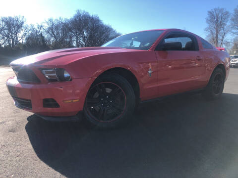 2012 Ford Mustang for sale at Beckham's Used Cars in Milledgeville GA