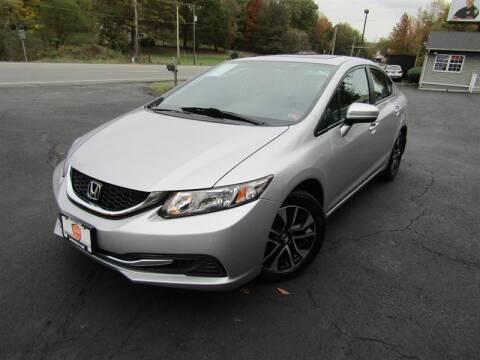 2014 Honda Civic for sale at Guarantee Automaxx in Stafford VA