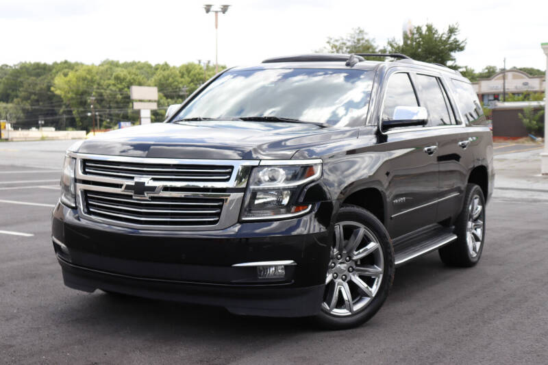 2016 Chevrolet Tahoe for sale at Auto Guia in Chamblee GA