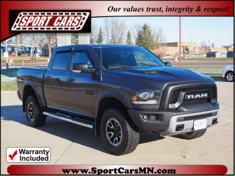 2016 RAM Ram Pickup 1500 for sale at SPORT CARS in Norwood MN