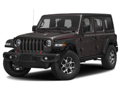 2020 Jeep Wrangler Unlimited for sale at West Motor Company in Hyde Park UT