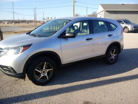 2013 Honda CR-V for sale at CarZip in Indianapolis IN