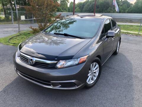 2012 Honda Civic for sale at Access Auto in Cabot AR