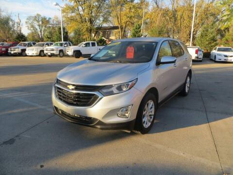 2018 Chevrolet Equinox for sale at Aztec Motors in Des Moines IA