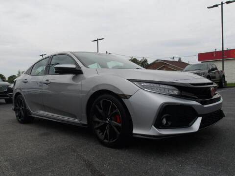 2017 Honda Civic for sale at TAPP MOTORS INC in Owensboro KY