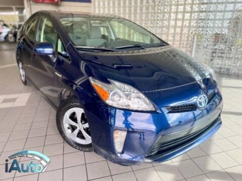 2012 Toyota Prius for sale at iAuto in Cincinnati OH