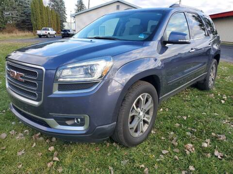 2013 GMC Acadia for sale at Drive Motor Sales in Ionia MI