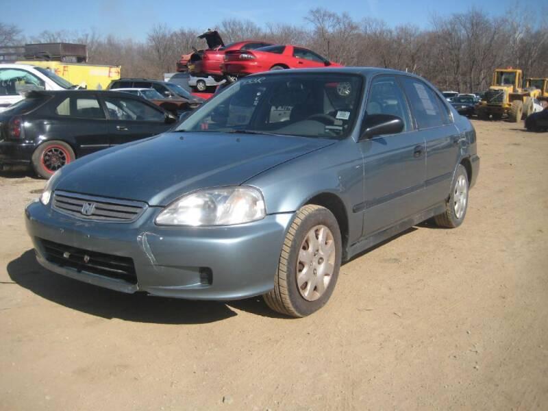2000 Honda Civic for sale at CARZ R US 1 in Armington IL